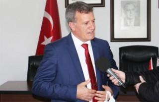 Arıklı, İstanbul'da düzenlenecek Enerji Zirvesi'ne...
