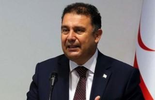 Başbakan Saner'den açıklama