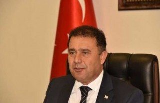 Başbakan Saner Türkiye'deki temaslarını tamamlayarak...