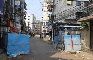 BM, Myanmar'da çatışmalar nedeniyle yaklaşık...