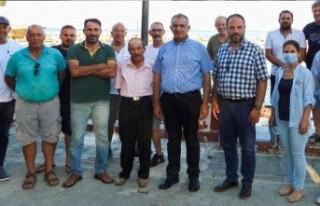 Çavuşoğlu:Balıkçı barınaklarının işletilmesinde...