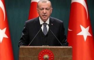 Cumhurbaşkanı Erdoğan duyurdu: Yeni bir döneme...