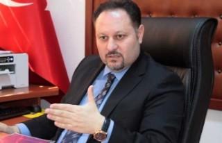 Cumhurbaşkanı Tatar, Ziya Öztürkler'i atadı