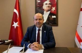 CUMHURBAŞKANI TATAR'IN BM GENEL SEKRETERİYLE RANDEVUSU...
