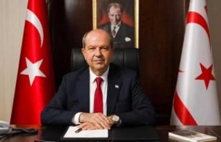 Cumhurbaşkanı Tatar'dan TURKOVAC Aşısı İçin...