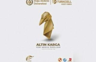 DAÜ Altın Karga Yeni Medya Ödülleri İçin 45...