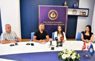 DAÜ 9. Osman Maraşlı Anı Turnuvası 19-20 Haziran'da...