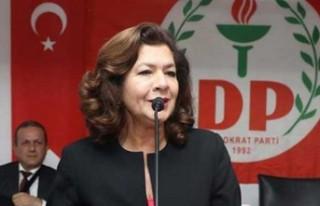 DP'de Özcafer'in bakanlığı onaylandı