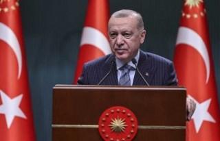 Erdoğan: Yerli aşımız tüm insanlığın aşısı...