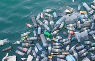 Gıda ambalajları, deniz ve okyanuslardaki plastik...