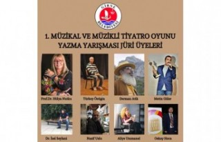 """Girne Belediyesi """"1. Müzikal ve Müzikli Tiyatro..."""