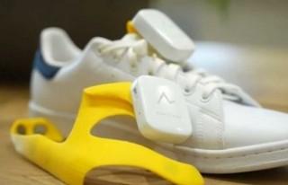 Görme engelliler için navigasyonlu ayakkabı üretildi