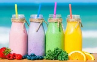 Hem Sağlıklı Hem Serinletici 7 Yaz İçeceği!