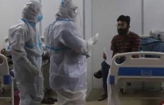 Hindistan'da vaka sayısı 30 milyonu aştı