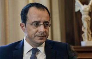 Hristodulidis, Ürdün Dışişleri Bakanıyla Temaslarda...