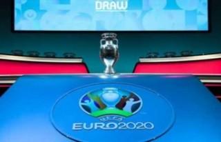 İngiltere'de EURO 2020 grup maçlarında ilk...