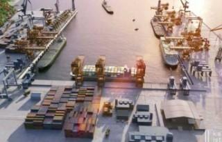 Kanal İstanbul için ilk temel atıldı