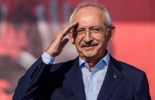 Kemal Kılıçdaroğlu ve Beraberindeki Heyet Yarın...