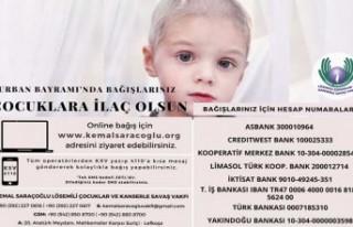 Kemal Saraçoğlu Lösemili Çocuklar Ve Kanserle...