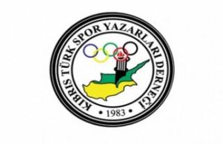 Kıbrıs Türk Spor Yazarları Derneği 'Onur Gecesi'...