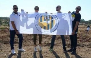 KKTC Fenerbahçeli İş İnsanları Derneği'nden...