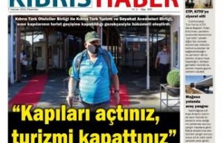 KKTC Gazete Manşetleri / 07 Haziran 2021