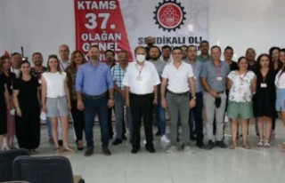 KTAMS Yönetim ve Onur Kurulu'nu belirledi