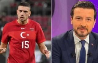Merih Demiral'dan TRT spikeri Ersin Düzen'e...
