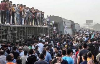 Mısır'da 24 saat içinde ikinci tren kazası:...