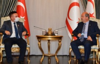 """Tatar """"250 bin kişi Maraş'ı ziyaret etti..."""