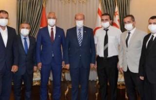 """Tatar: """"Gençler milli bilinci yüksek bireyler..."""