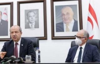 Tatar: Yeni bir 5+1 toplantısının olup olmayacağı...
