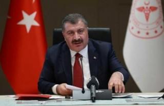 Türkiye'de son 24 saatte 5 bin 266 yeni vaka