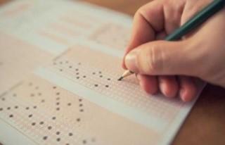 YKS sınavına katılacak olan öğrenciler PCR testi...