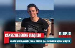19 yaşındaki Onur Alp Eker ölü bulundu.