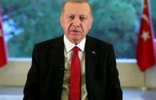 Erdoğan: Türkiye henüz varyantların pençesine...