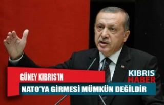 Erdoğan: Müzakerelerin iki devlet arasında yürütülmesinin...