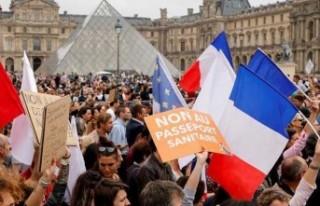 Fransa karıştı! Ülkeyi yangın yerine çeviren...