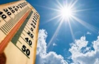 Sıcaklık 40 derece dolaylarında olacak