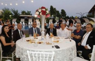 Tatar, Bafra Gıda Şirketi'nin 10'uncu Kuruluş...