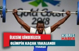 Tokyo'da ortadan kaybolan Ugandalı sporcu bulundu
