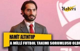 A Milli Futbol Takımı Sorumlusu belli oldu