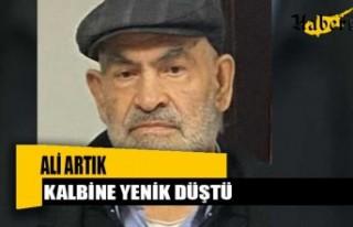 Ali Artık'ın ölüm nedeni açıklandı