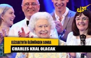 Bir gün sonra Charles Kral olacak!