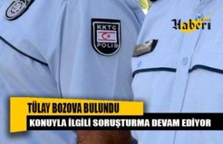 Dünden beridir kayıp olan 19 yaşındaki Tülay...