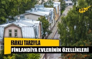 Farklı Tarzıyla Finlandiya Evlerinin Özellikleri