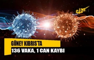 Güney Kıbrıs'ta 136 Vaka, 1 Can Kaybı