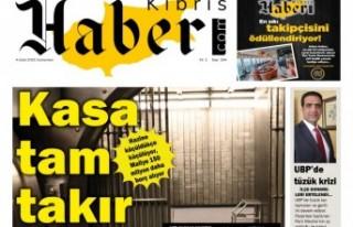 KKTC Gazete Manşetleri / 04 Eylül 2021