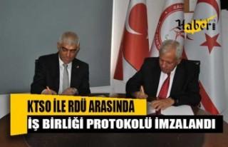 KTSO İle RDÜ Arasında İş Birliği Protokolü...