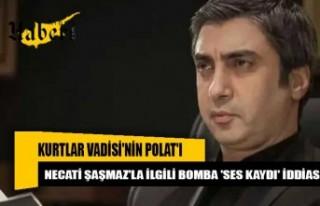 Kurtlar Vadisi'nin Polat'ı Necati Şaşmaz'la...
